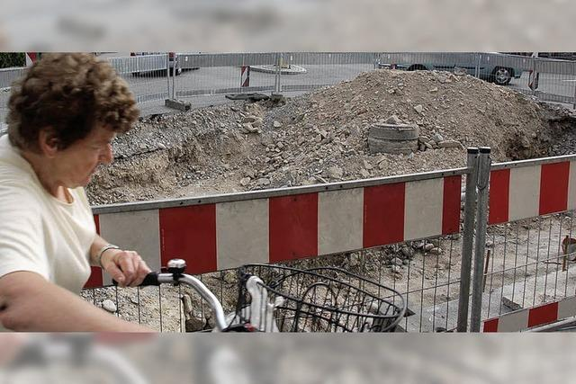 Kanal-Tunnelbau gerät ins Stocken