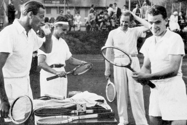 Tennisclub feiert sein 100-jähriges Bestehen