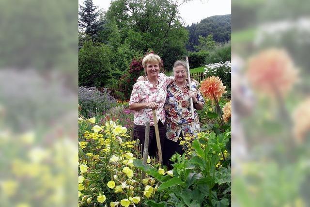 Bauerngarten wieder offen