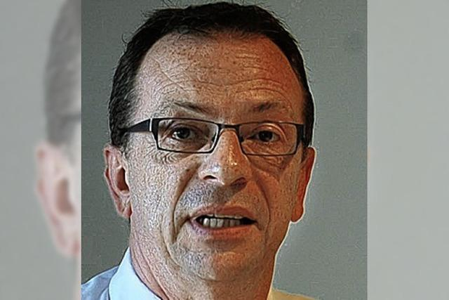 Uwe Hengherr ist SPD-Kandidat im Wahlkreis Kehl