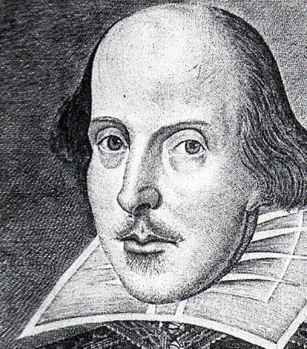 <ppp></ppp>und nicht William Shakespeare?    Foto: bz