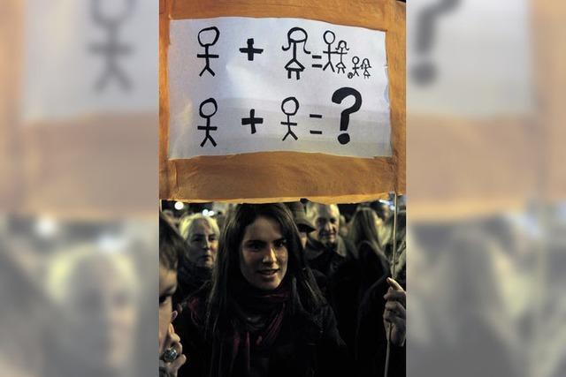 Argentinien erlaubt die Homo-Ehe