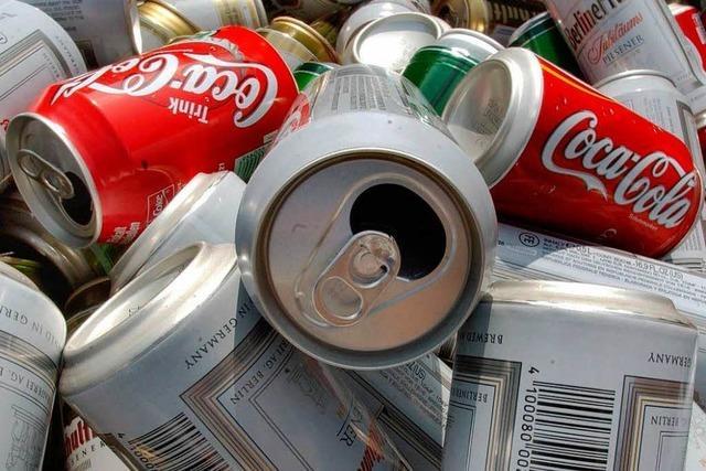 Die Getränkedose ist zurück - Umweltschützer entsetzt