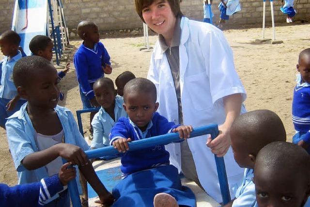 Eine zweite Heimat in Afrika