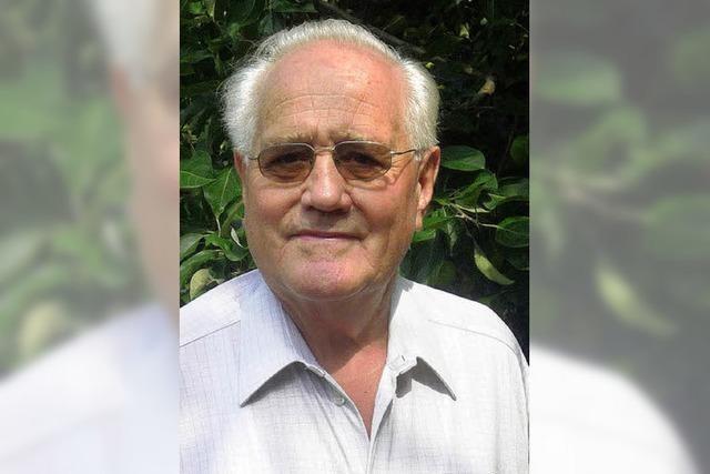 Erich Hellstern wird 80 Jahre