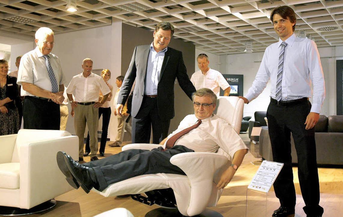 Sitzprobe: Regierungspräsident Julian ...lfritz, von Aliseo geben Nutzertipps.     Foto: Peter Heck