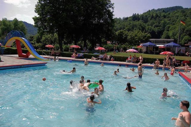 Das Schönauer Freibad