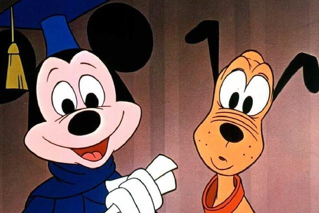 Pluto – ein Tollpatsch wird 80