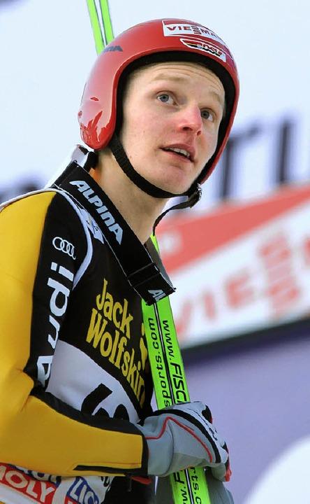 Auch Nachwuchsmann Pascal Bodmer aus Stegen startet wieder in Hinterzarten.   | Foto: DPA