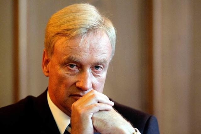 Hamburgs Regierungschef von Beust offenbar vor Rücktritt
