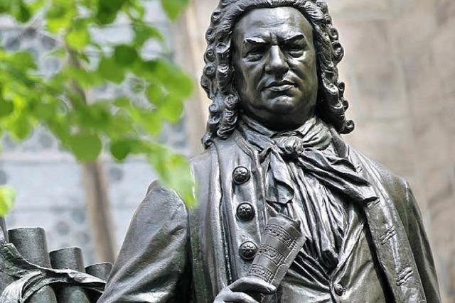 MITTWOCH: KLASSIK: Lebendiger Bach