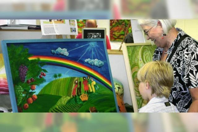 Kaiserstühler Kindermund – farbenfroh illustriert