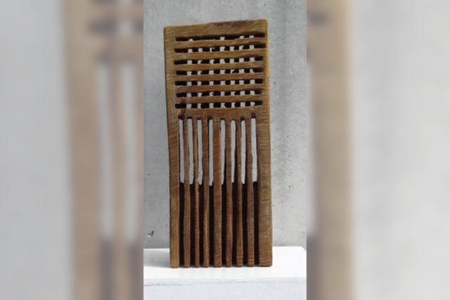 Fachmann in Sachen Holz