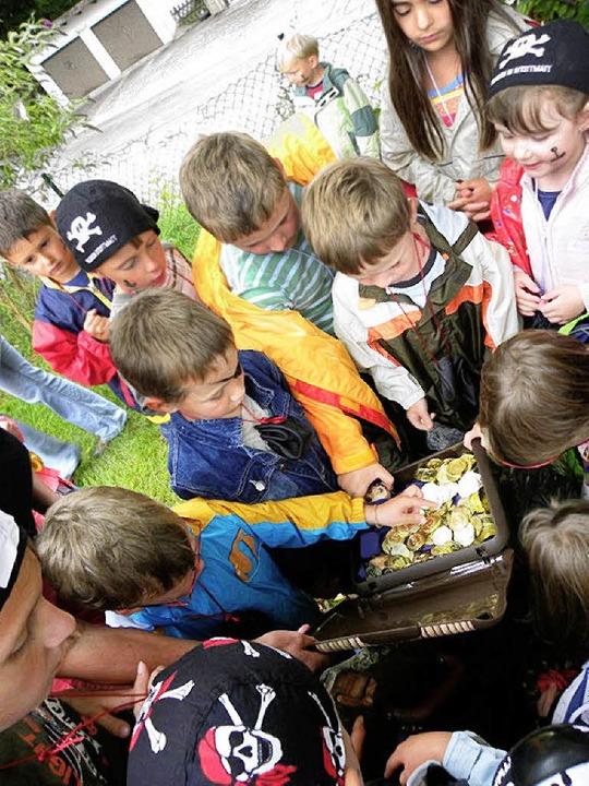 Piraten auf Schatzsuche    Foto: Archivfoto: Kirsten Lux