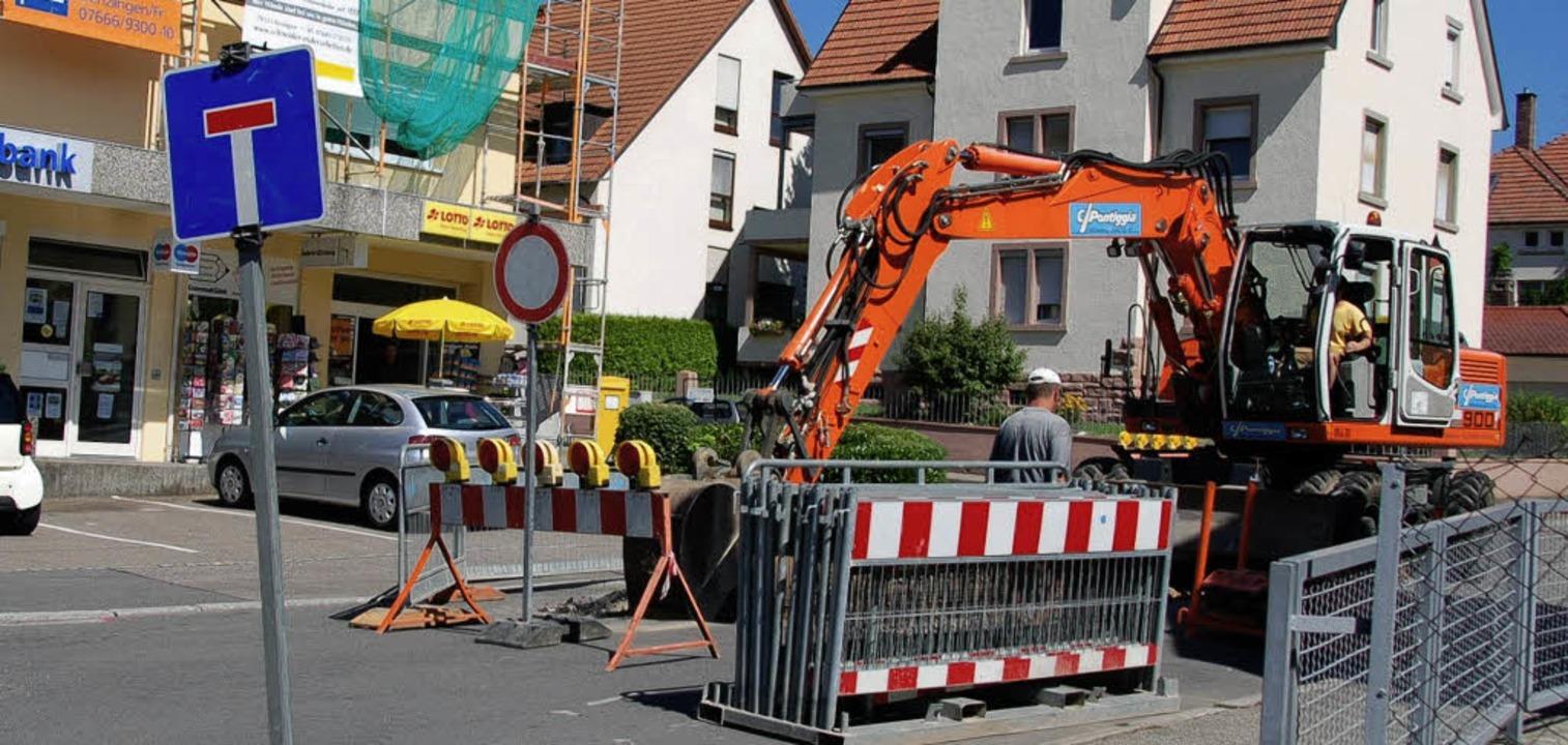 Baustelle, Mundinger Straße  | Foto: Sylvia-Karina Jahn