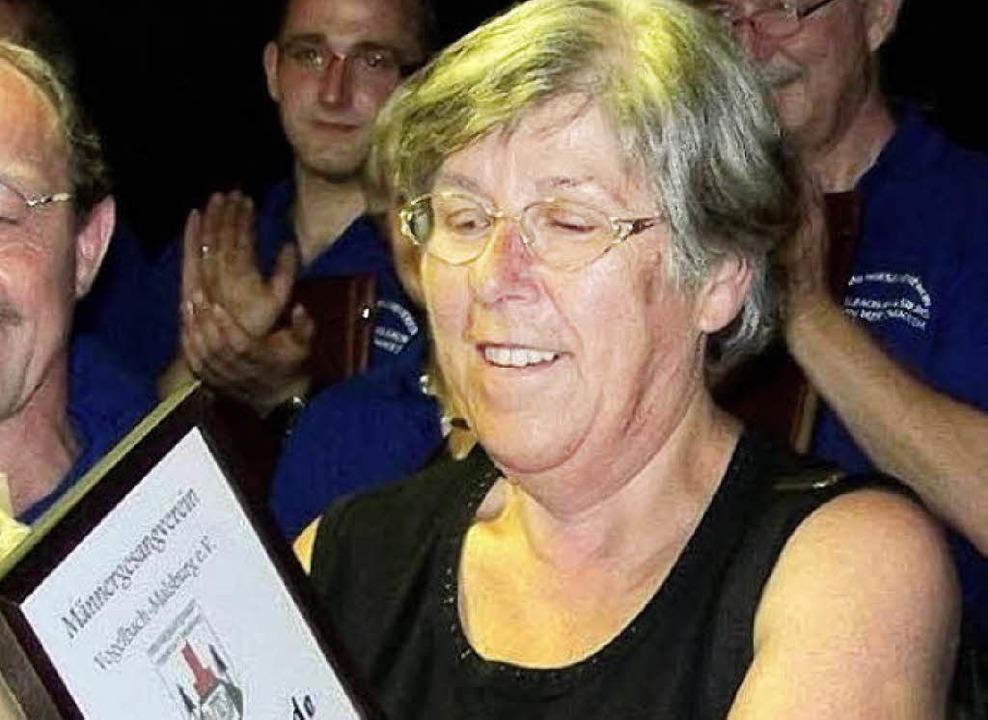 Helga Althauser     Foto: kanmacher