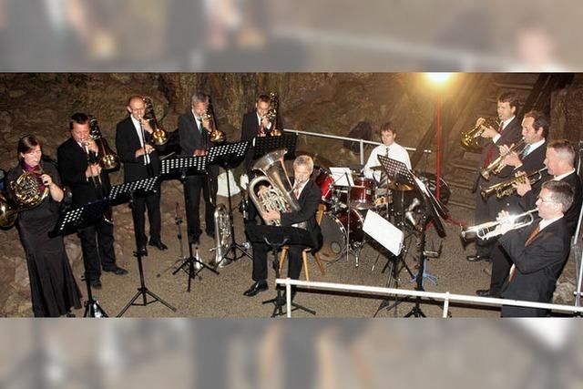 Harmonie in der Höhle