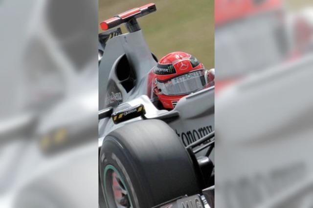 Formel 1 als Risikogeschäft