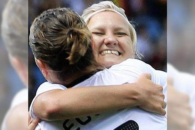 Gruppensieg für U-20-Frauen