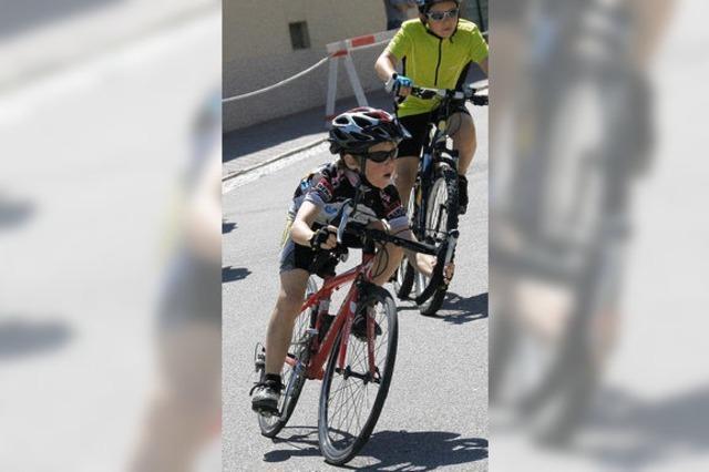 Der Radsport-Nachwuchs startet durch