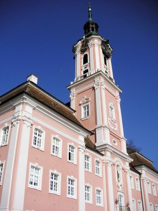 Mehr Fragen als Antworten: Kloster Birnau am Bodensee   | Foto: wolfgang grabherr