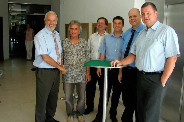 Bernhard-Galura-Schule freut sich über neue Räume