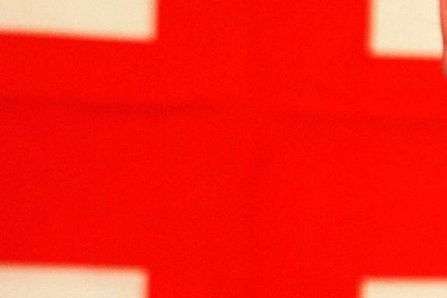 Auf das Rote Kreuz ist Verlass