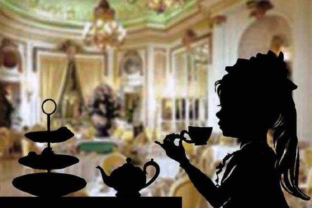 FLUCHTPUNKT: Abwarten und Tee trinken