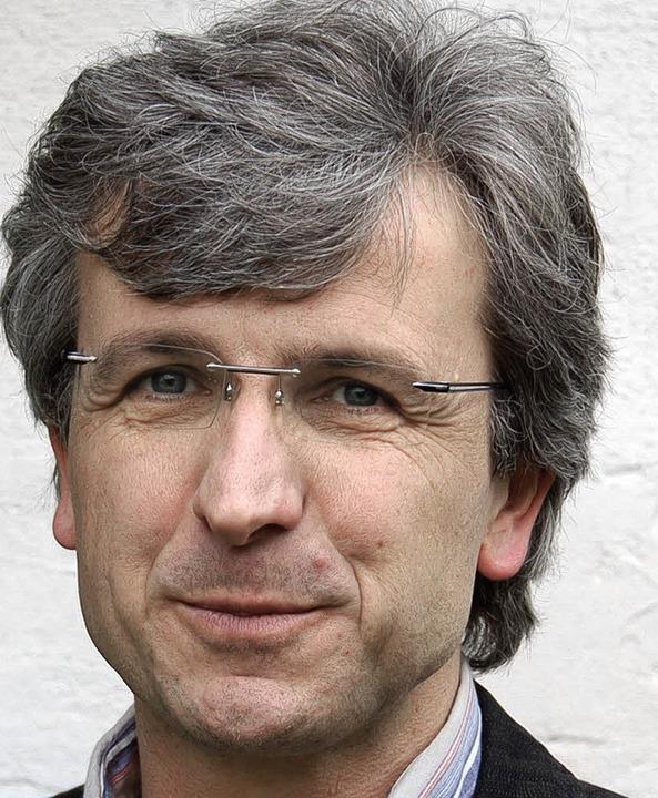 Ulrich Schmidt     Foto: Drescher