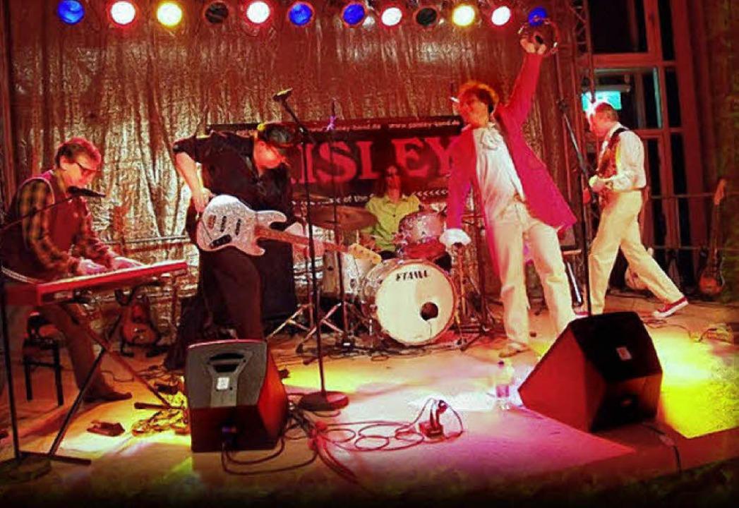 """Die Freiburger Band """"Paisley&#82...ones auf die Folktreff-Bühne bringen.     Foto: Veranstalter"""