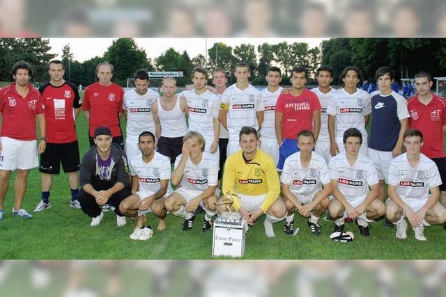 Premierensieg für den Freiburger FC