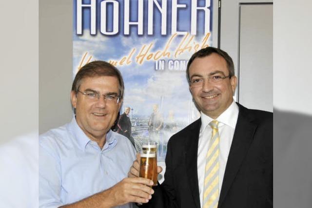 Kölner Band Höhner kommt zum Sonderkonzert