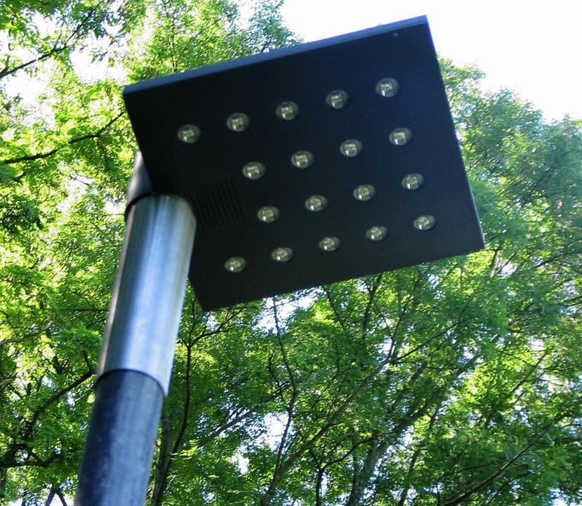Kurparkbeleuchtung  | Foto: Jutta Schütz