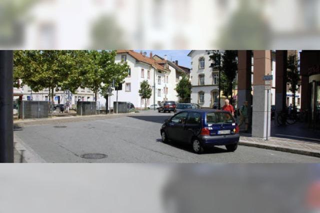 Neue Verkehrsführungen in der Innenstadt - Probelauf kommt