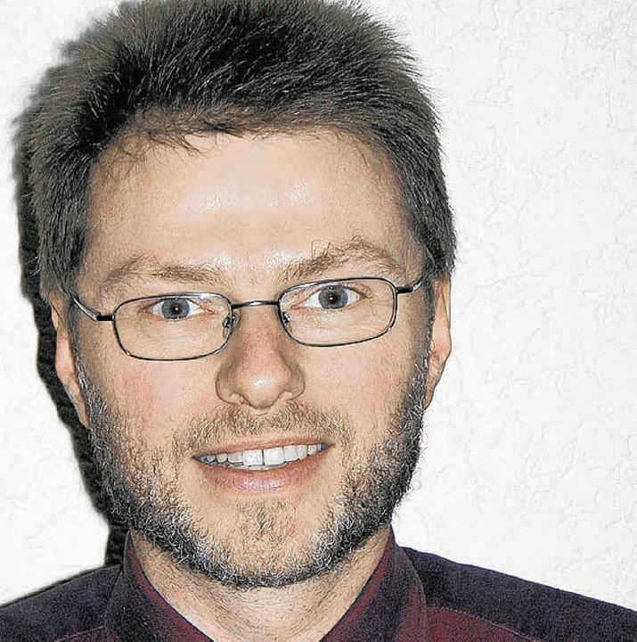 Elmar Weißenberger   | Foto: BZ