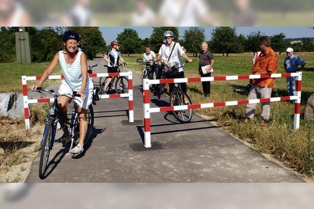 Radfahren soll in der Gemeinde sicherer werden