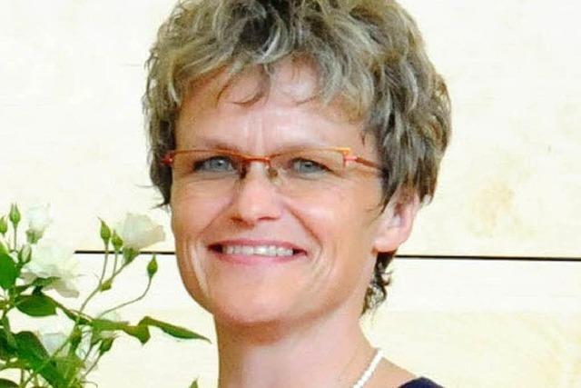 Ulrike Börnsen folgt auf Gallinger