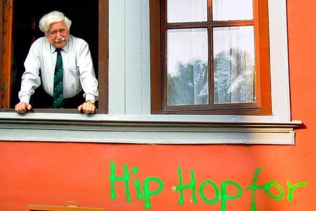 Graffiti soll in Offenburg die Generationen verbinden