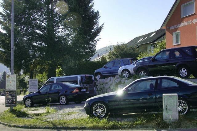 Autos müssen verschwinden