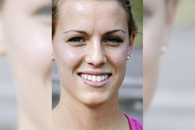 Miriam Hehl läuft ins WM-Finale