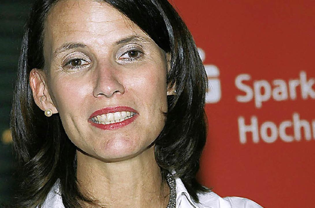 Rita Schwarzelühr-Sutter würdigte ehrenamtliches Engagement.  | Foto: Matthias Scheibengruber