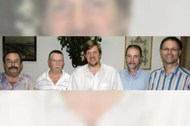 Gesangverein mit neuem Vorstand