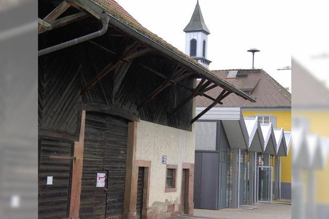 Neubau im alten Ortskern