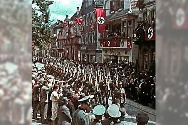 Lahr in der Zeit des Nationalsozialismus