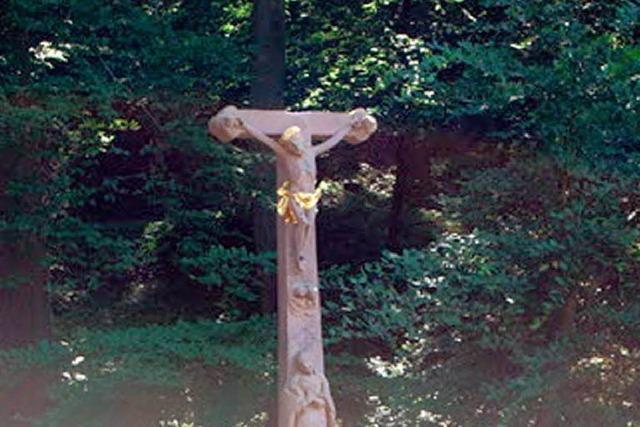 Kupferdach von Eichbergkreuz gestohlen