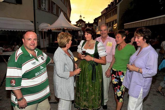 Gesucht: Breisgauer Weinprinzessin