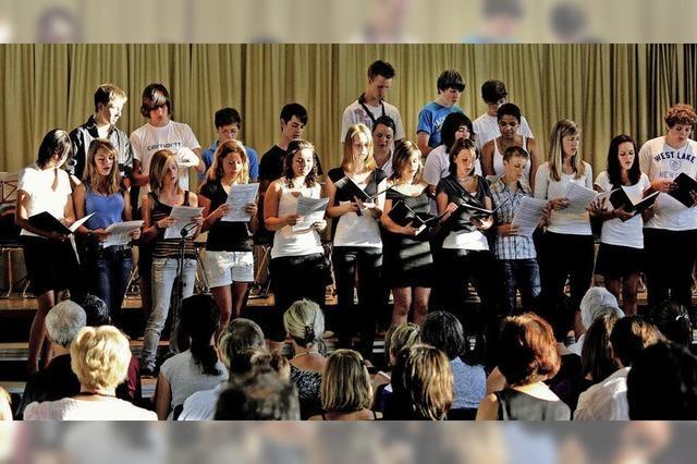 Finnischer Kulturimport beim Sommerkonzert
