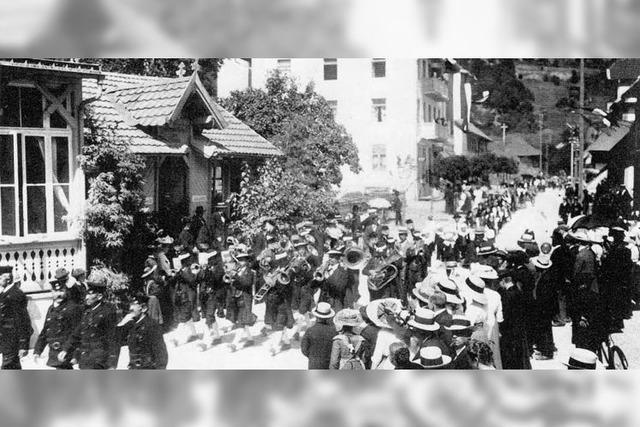 Die Restauration – ein Todtmooser Gasthaus um 1900