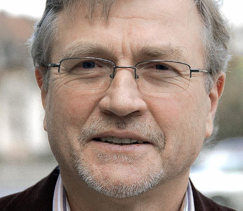 Pfarrer Hans-Wilhelm Koopmann: Protest... Vorgängen in der katholischen Kirche.  | Foto: michael krug