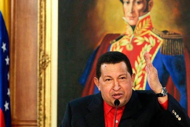 Venezuela und Kolumbien: Erzfeinde schwingen die Macheten